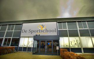 Opening de sportschool